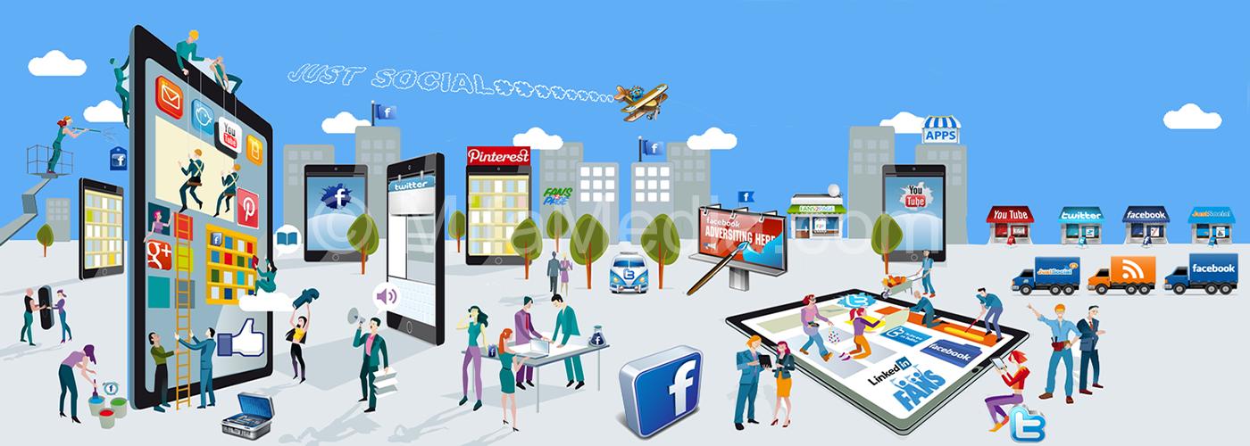 Infographic – TOP xu hướng truyền thông xã hội trong năm 2018