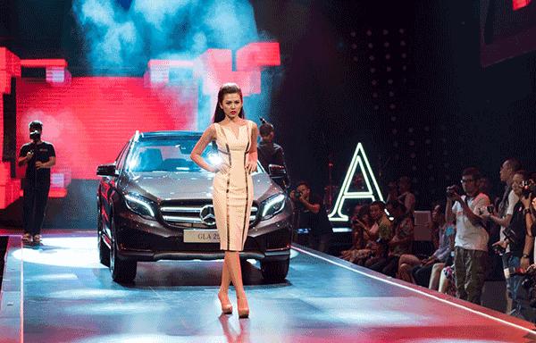 Tổ chức sự kiện Mercedes-Benz Fashion Week