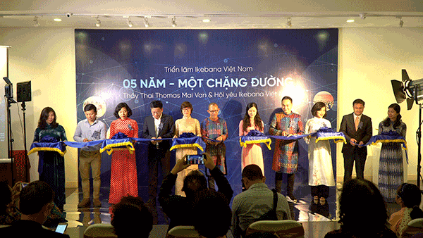 Tổ chức sự kiện Ikebana